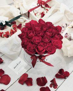מארזי פרחים מתנה לאישה