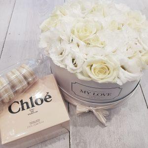 קופסת פרחים מהודרת